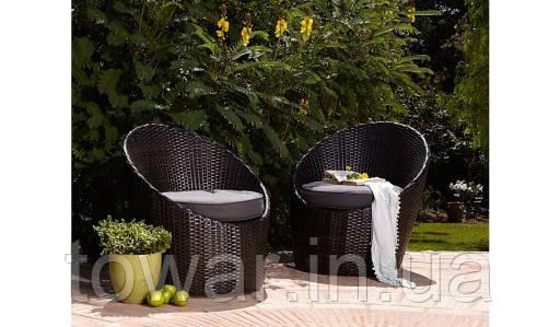 Садовые кресла 4 шт JAJECZKA