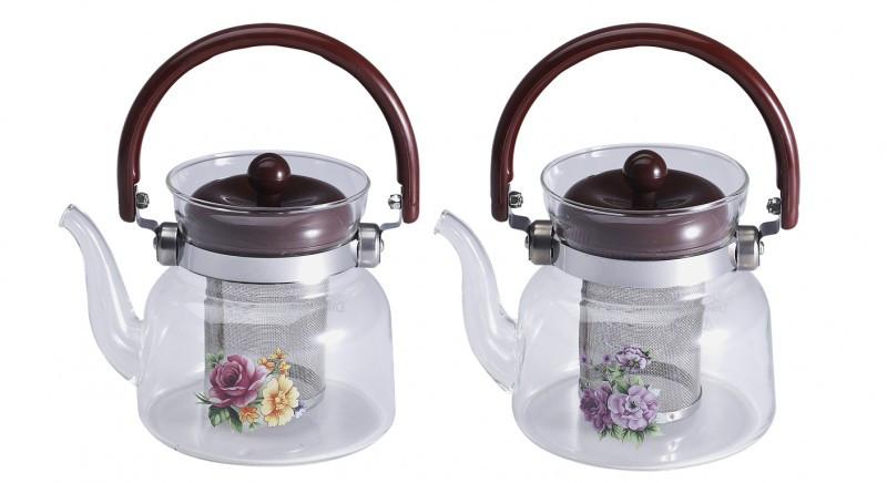 Чайник заварочный 1100 мл Wellberg WB 6852