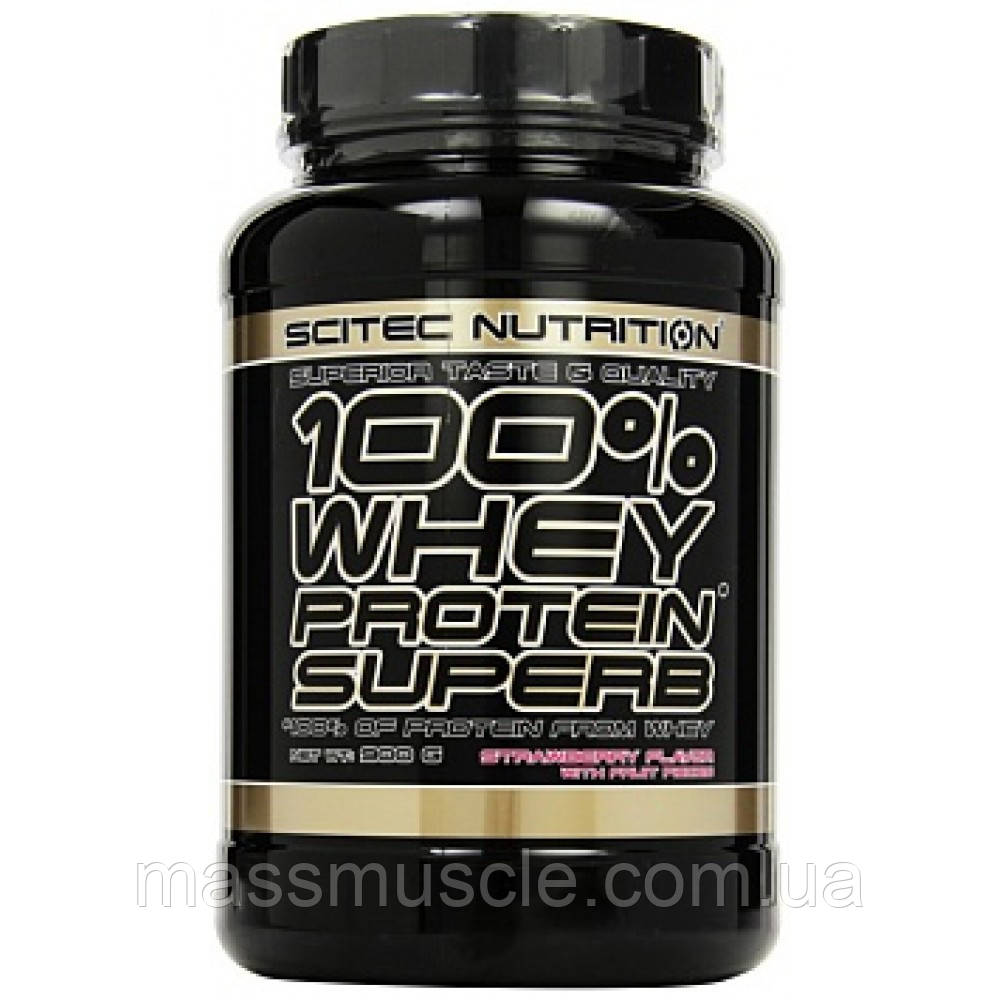 Протеин Scitec Nutrition Scitec Whey Superb 900 g