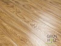 Ламинат Grun Holz Дуб Тирено 1215*165*8 мм 33 класс 92508