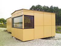 Модульные здания Кривой Рог, модульный жилой дом