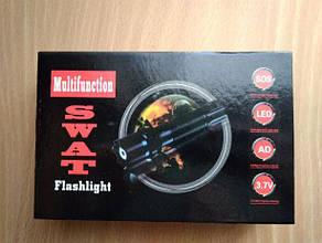 Аккумуляторный фонарь Bailong BL-T8626 T6, фото 2