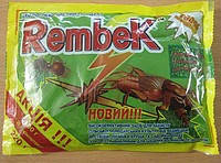 Інсектицид - засіб від медведки Рембек 220г (50шт/уп)