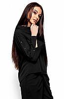 (S, M, L) Вишукана чорна блузка Vermut