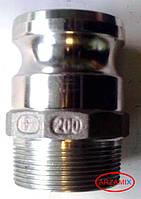 З`єднувач Cam lock F-200
