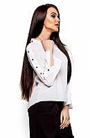 (S, M, L) Вишукана біла блузка Vermut