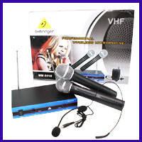 Радиомикрофон для вокала и караоке Behringer WM501R