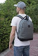 Рюкзак городской спортивный Lerom L87 gray