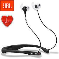 Беспроводные наушники для спорта JBL Reflect Fit Black, фото 1