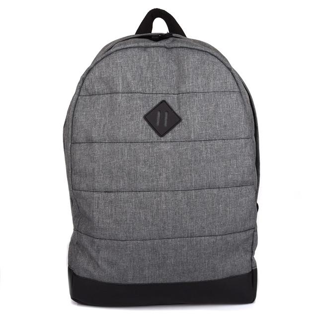 рюкзак мужской серый