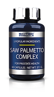 Мужское здоровье Scitec Nutrition Saw Palmetto Complex 60 caps