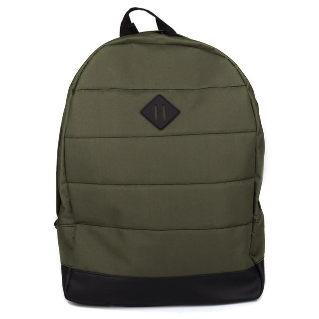 зеленый рюкзак молодежный