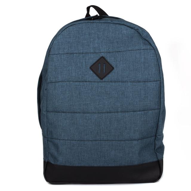синий спортивный рюкзак