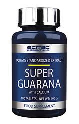 Scitec Nutrition Super Guarana 100 tabs