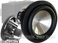 Автомобильный сабвуфер BM Boschmann BOZ-10ZF для HI-FI компонентной системы, с пиковой выходной мощн