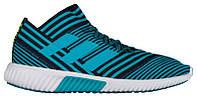Кроссовки/Кеды (Оригинал) adidas Nemeziz Tango 17.1 Trainer Legend Ink/Energy Blue, фото 1