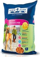 Корм для собак Клуб 4 лапы для  ГИГАНТСКИХ пород 12 кг