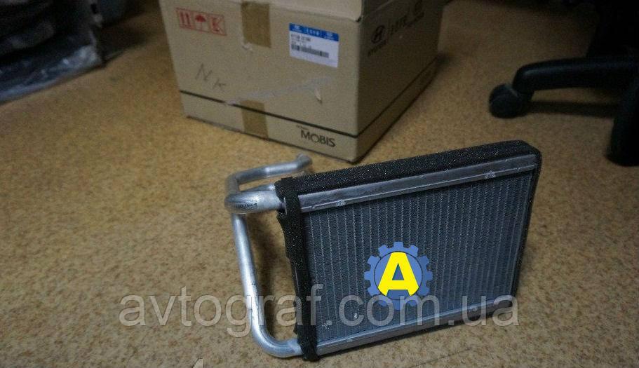Радиатор печки на Хьюндай Туксон(Hyundai Tucson) 2003-2010