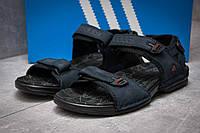Сандалии мужские в стиле Adidas Summer, темно-синий (13316),  [  41 (последняя пара)  ]
