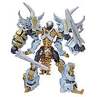 Transformers: The Last Knight Premier Edition Deluxe Dinobot Slug Трансформер Динобот, фото 1