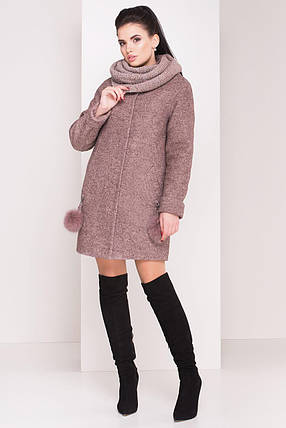 "Modus Пальто ""Ларси 3809"", фото 2"