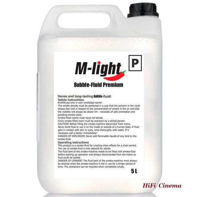 M-Light Bubble-Fluid Premium 5L