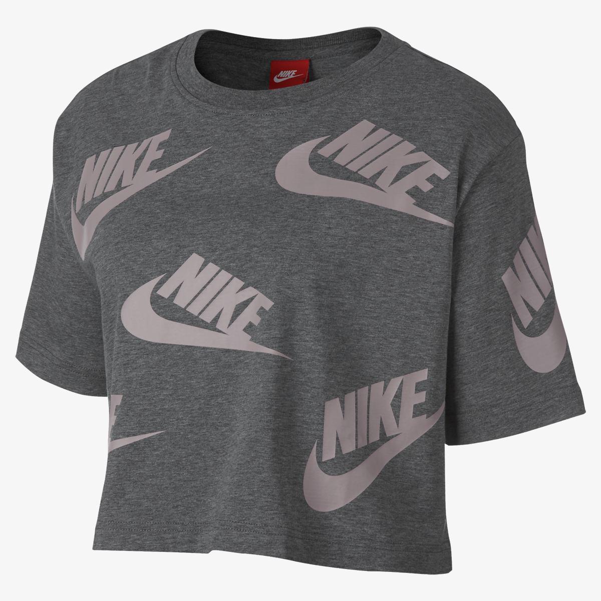 half off 3ded2 e0079 Женская футболка NIKE NSW Top Futura Toss (Артикул  928688-092)