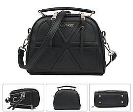 Дуже красива вінтажна жіноча сумка через плече ZMQN, фото 2