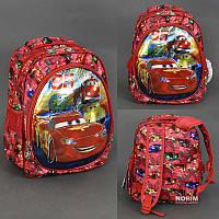 Рюкзак школьный 555-395 Тачки