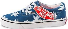 Мужские кеды Vans Vault Era LX OG 'Palm Leaf blue, мужские кеды, ванс. ТОП Реплика ААА класса.