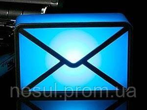 USB email Webmail GMail Notifier почтовый уведомитель поступающих писем