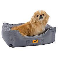 Лежак Jazzy Cushion Grey, фото 1