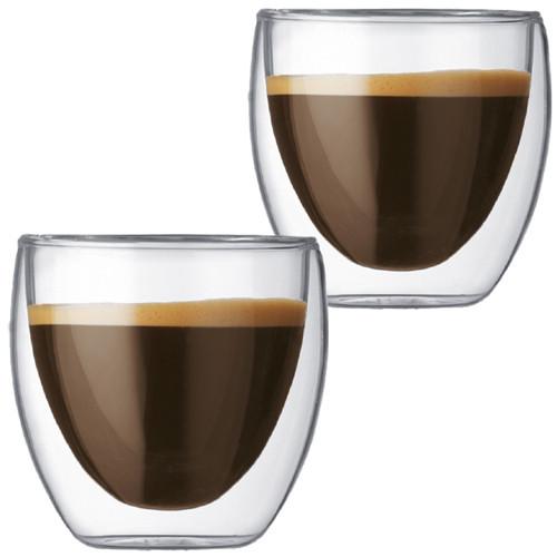 Набор Bodum Pavina 2 стакана х 80 мл (4557-10)