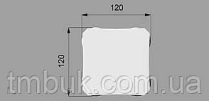 Капитель 11 четырехсторонняя - 120х85х120 мм, фото 2