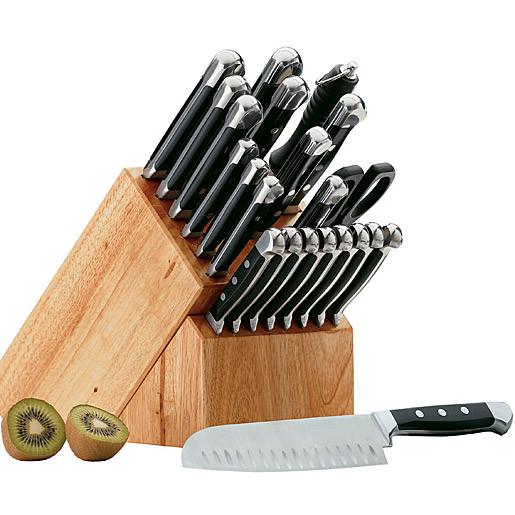 Ножи, наборы ножей, подставки и аксессуары