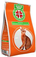 Корм для котов Клуб 4 лапы профилактика Sensitive  3 кг