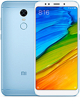 "Xiaomi Redmi 5 Plus Blue 4/64 Gb, 5.99"", Snapdragon 625, 3G, 4G (Global), фото 1"
