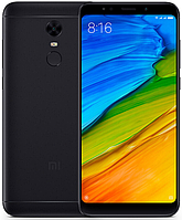 "Xiaomi Redmi 5 Plus Black 4/64 Gb, 5.99"", Snapdragon 625, 3G, 4G (Global), фото 1"