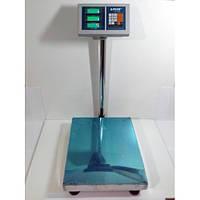 Весы электронные торговые до 300 кг платформа рефленая 40х60 см