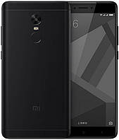 "Xiaomi Redmi Note 4X Black 4/64 Gb, 5.5"", Snapdragon 625, 3G, 4G , фото 1"