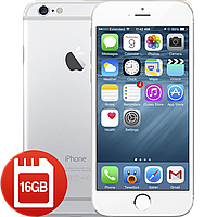 "Роскошный китайский айфон 6, 16GB, Android, камера 5 Mpx, мультитач 4.7"", 1 SIM, 2 ядра."