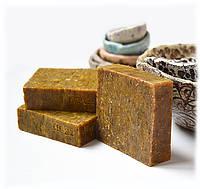 Натуральное мыло ЧАБРЕЦ И БАРХАТЦЫ подарочное мыло с нуля ручная работа