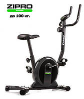 Магнитный велотренажер Zipro Fitness Prime до 100 кг.