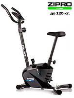 Магнитный велотренажер Zipro Fitness Beat до 120 кг.