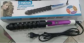 Плойка для крученых волос NOVA 5377