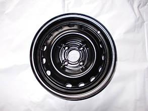 Стальные диски R14 4x100, стальные диски на daewoo lanos nexia sens, железные диски на дэу ланос сенс