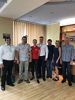 Пост-релиз семинара в Краматорске. Новинки весовой и лабораторной техники