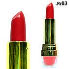 Красная Помада - Бальзам для Губ Увлажняющая Смягчающая Тон 03 Декоративная Косметика, фото 2