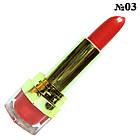 Красная Помада - Бальзам для Губ Увлажняющая Смягчающая Тон 03 Декоративная Косметика, фото 7