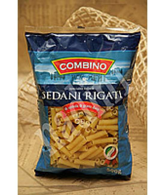 Макароны COMBINO Sedani Rigati 500гр